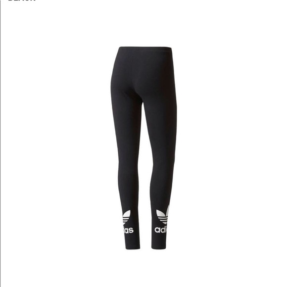 25f109df9145d adidas Pants | Army Green Trefoil Womens Soft Legging S | Poshmark
